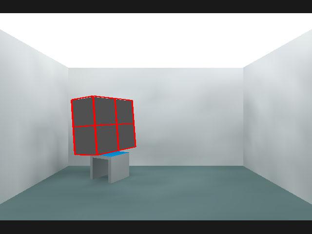 2x2 hemicube