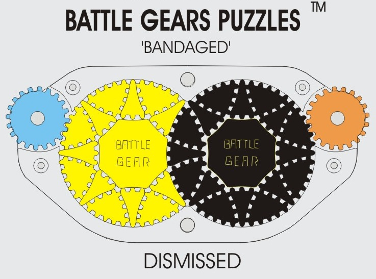 BATTLE GEARS puzzle by Douglas Engel