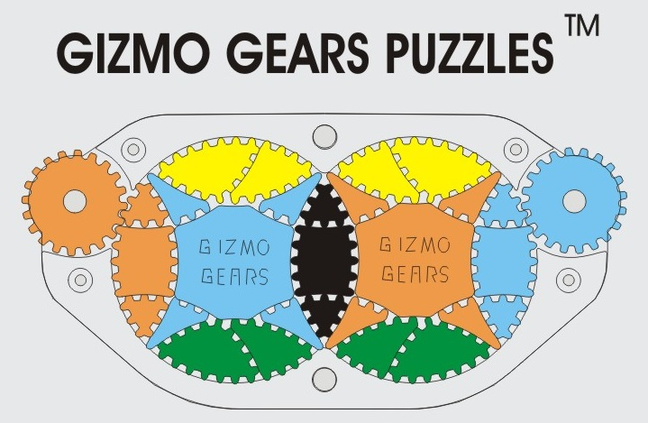 Gizmo Gears Puzzle by Douglas Engel